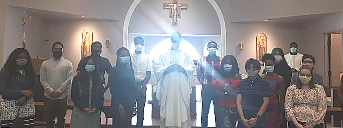 Easter Mass   April 4th, 2021