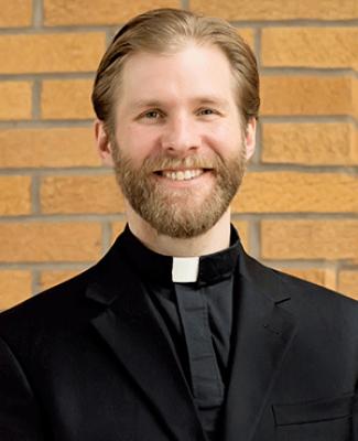 Photo of Father Adam Stimpson
