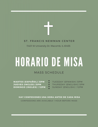 Flyer of mass information